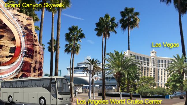 World-cruise-la-las-vegas-grand-canyoun-tour