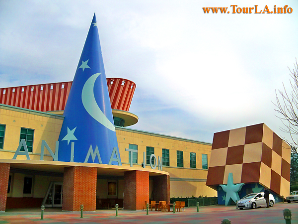 Walt-Disney-Studios-Vista-Hollywood-Burbank-Animation